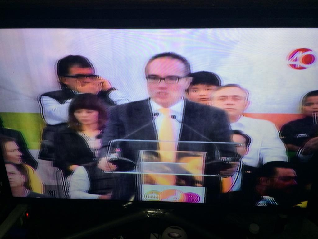 Denuncia de @Proyecto40 pq @mauriciotoledog da tinacos en tiempos electorales @Del_Coyoacan http://t.co/tin8i6FiUf