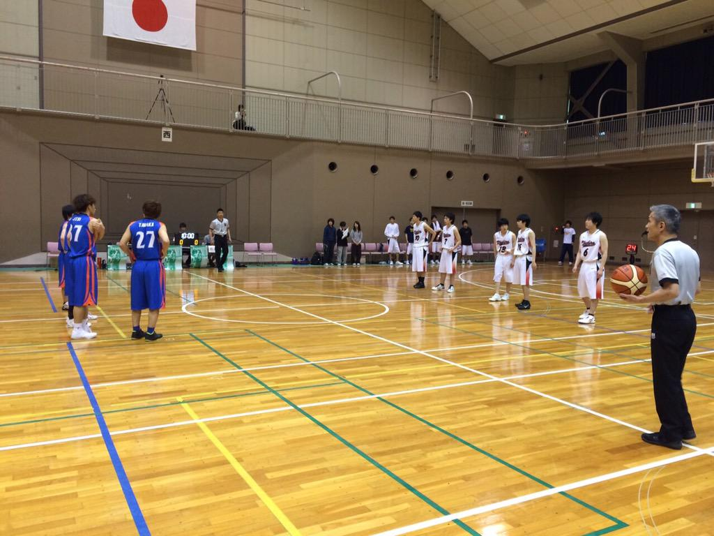 北海道大学バスケットボール連盟...