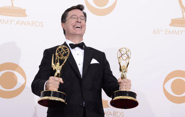 Stephen Colbert introduces 'The Late Show' to social media