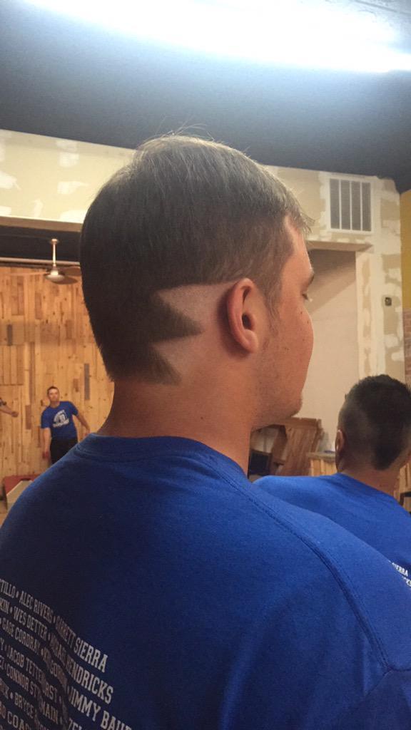 thing rick vaughn haircut