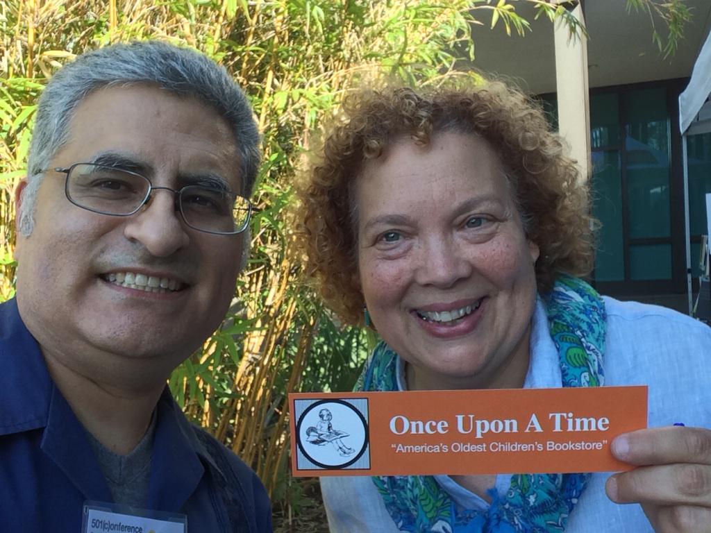 #501conference w/Maureen Palacios @OnceUponaTimeBk childrens #latino literature cc @Latinas4LatLit #L4LL @Latinitas http://t.co/ZFP0P0NddX