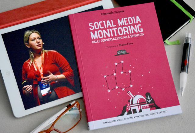 Scopri il mio libro #SocialMedia monitoring: dalle conversazioni alla strategia http://t.co/SjQa6QH5Fr #ZACmonitoring http://t.co/MZAtnG5wEN