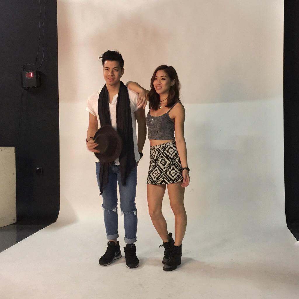 In tomorrow's Star Style column in @thenewpaper, we have siblings Benjamin and Narelle Kheng from The Sam Willows. http://t.co/Z9I0CXUyjw