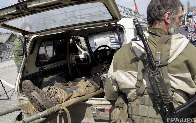 """""""Задачи их понятны - разведка и подготовка атаки. Днем снайпера стреляют"""", - украинские бойцы возле Счастья о ДРГ боевиков - Цензор.НЕТ 1122"""