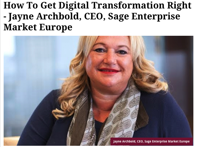 Take a look at our exclusive- written by Jayne Archbold, CEO, Sage Enterprise Market Europe. http://t.co/aL8s7enaPU http://t.co/ZQczmnwx1g