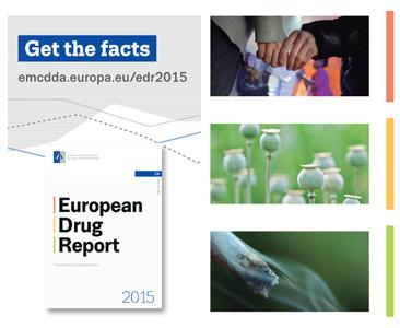 The 2015 European Drug Report is now online: http://t.co/EinIde2m4x http://t.co/sJRuESaKmz