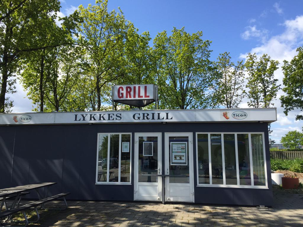 lykkes grill