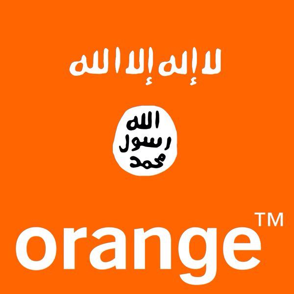 hey @orange found a new logo for you anti-semite CEO. http://t.co/UUdIxDT2LO #BoycottOrange