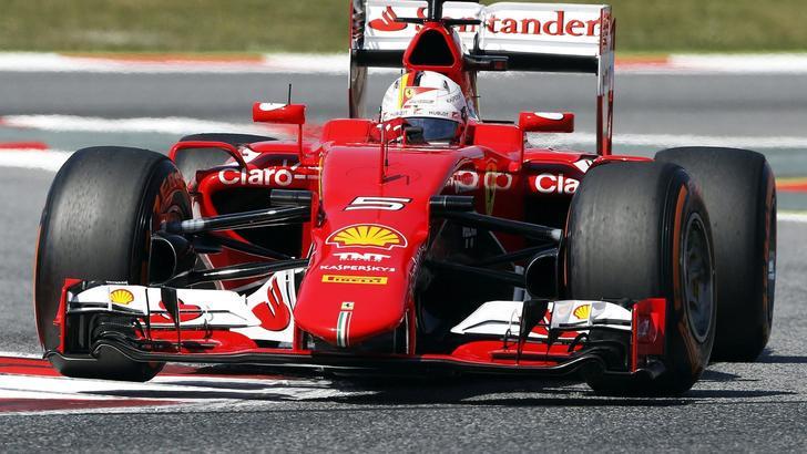 La Ferrari di Vettel al Gp Canada 2015 in diretta streaming su Rojadirecta Sky Formula 1