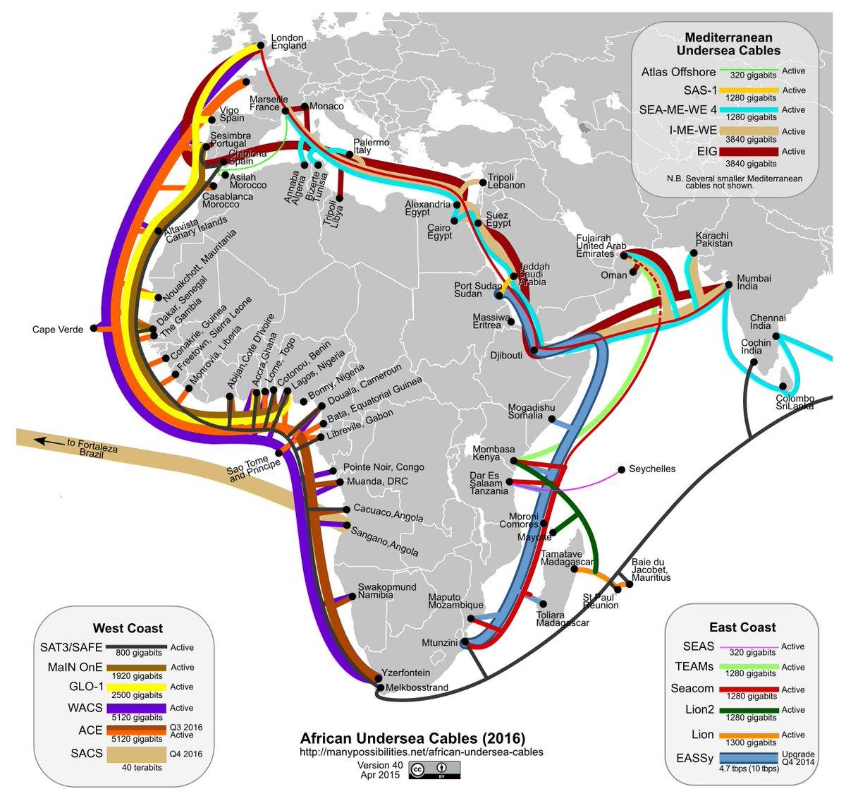 Je suis très excité d'apprendre que le #Gabon pourrait être le premier pays africain à offrir la technologie #LTE http://t.co/bTsoMgZCI1