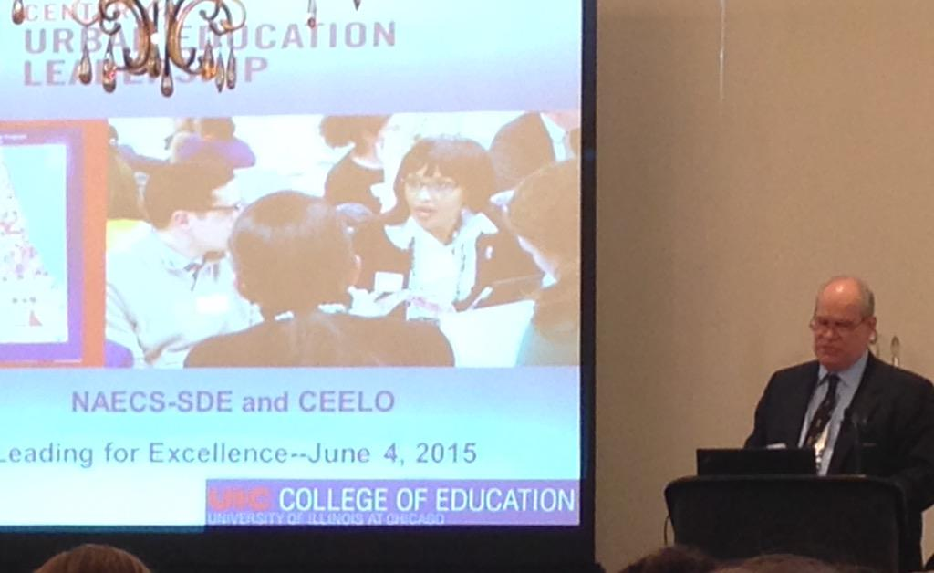 Steve Tozer kicking off Leading for Excellence. @CCSSO @CEELOorg http://t.co/jH1B3YZRJd
