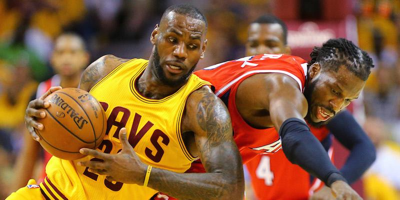 Basket NBA: Finali Golden State-Cleveland in streaming diretta Sky Rojadirecta