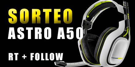 ¡REGALAMOS estos headset inalámbricos ASTRO A50 valorados en más de 300€! Participa! http://t.co/5Pab2UgFtG http://t.co/MBvOqbgZ01