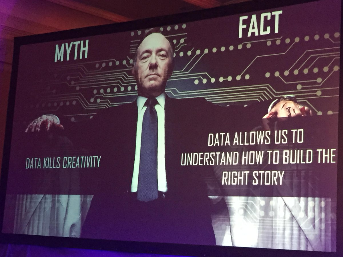 Data doesn't kill creativity @brentpoer #Stream15 http://t.co/FhHOMIXsnq