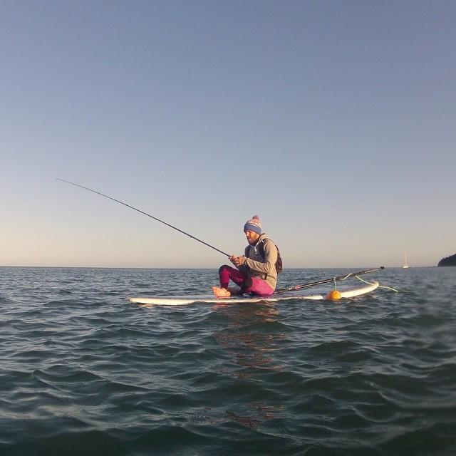 Off Shanklin #isleofwight tonight fetching in the crab pots and #bassfishing - Tooled up a… http://t.co/6pGeiPGUNE http://t.co/4QqBvfasfg