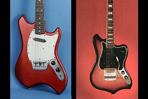 Fender guitar swinger