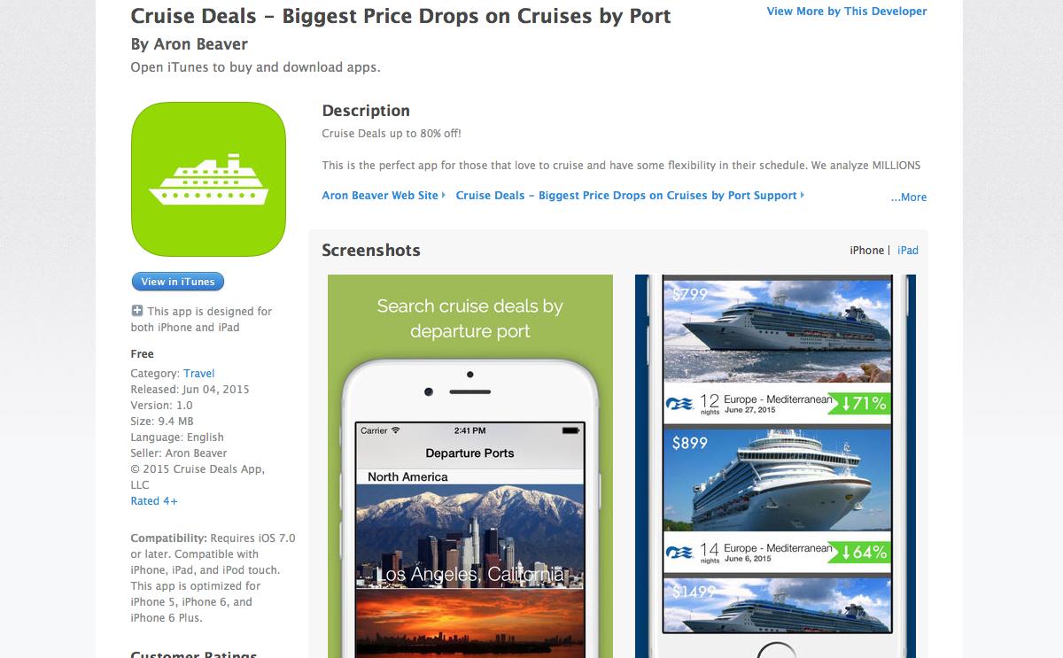 Cruise Deals App Cruisedealsapp Twitter - Cruise deals 2015