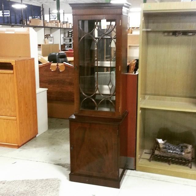 apartment size china cabinet 3