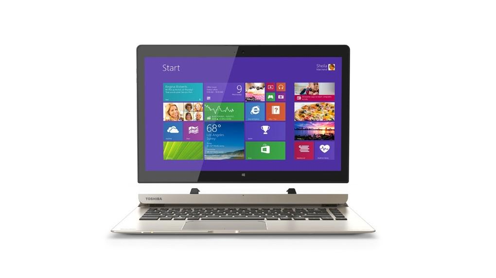 Why isn't the PC market mimicking the new MacBook? Toshiba explains: