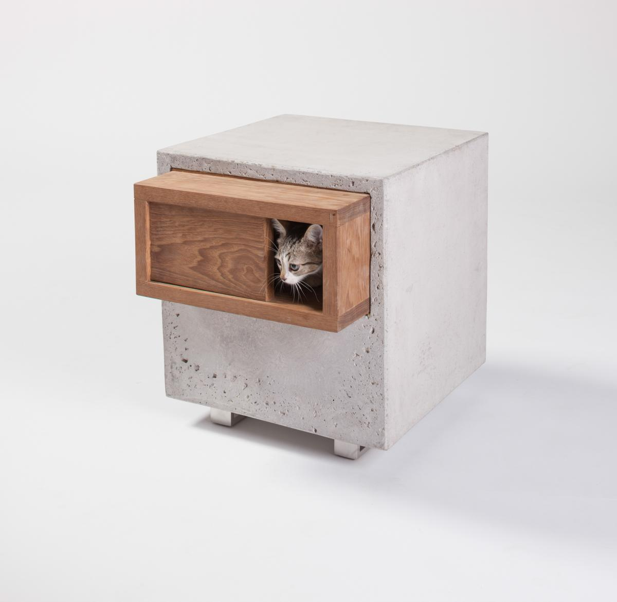 Brutalist Architecture for Cats http://t.co/hPXJSL7vl0