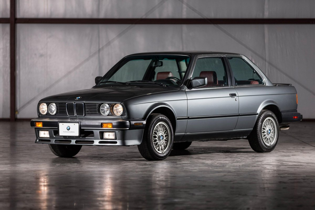Bmw Usa On Twitter Tbt The Original Sports Coupe Bmw