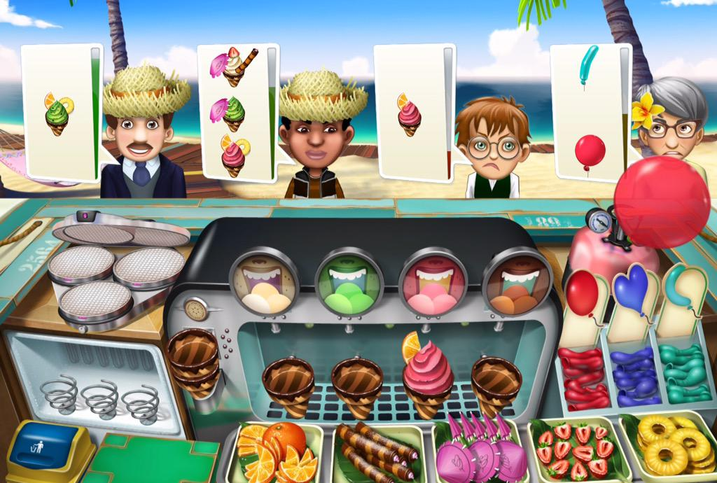 how to get gems in cooking fever android