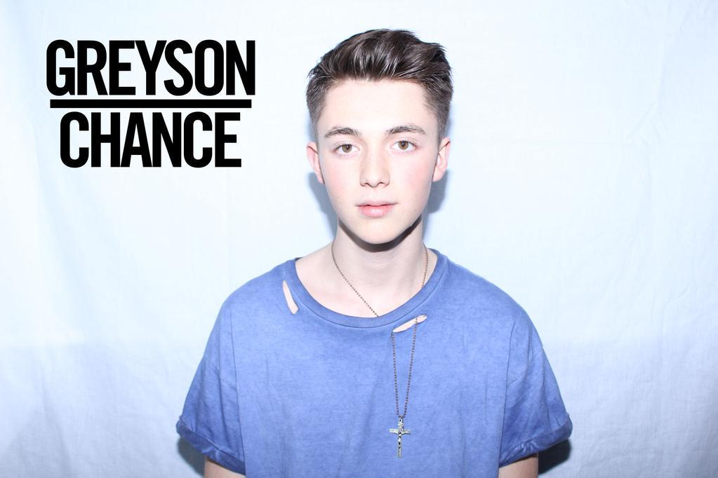 "Greyson Chance on Twitter: ""[NEW PHOTO] New pict from ..."