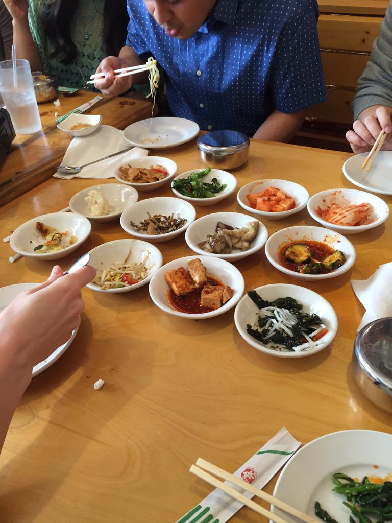 Korean barbeque. #mathphoto15 #ARRAY http://t.co/fDrHB44dqv