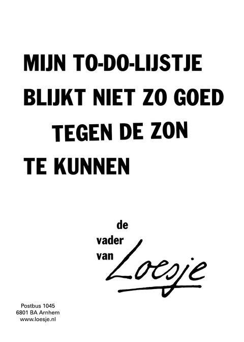 loesje spreuken zomer Loesje v/d Posters on Twitter: