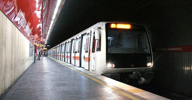 Incidente Metro Roma
