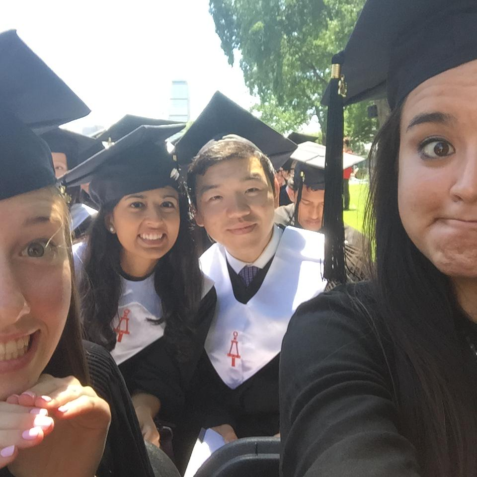 Thumbnail for Commencement: Class of 2015 Point of View