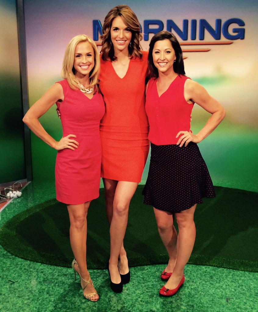 Kelly Tilghman Leaving Golf Channel - Page 5 — GolfWRX