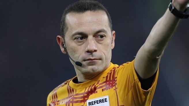 Turkey's Cüneyt Çakır will take charge of @ChampionsLeague final: read his story http://uefa.to/1RPnPo2 #UCLfinal