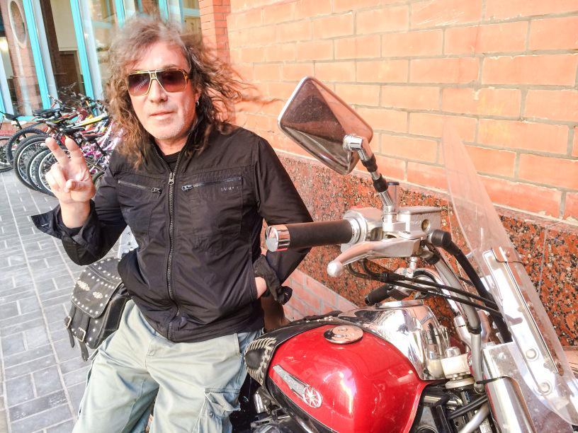 владимир кузьмин на мотоцикле фото для защиты