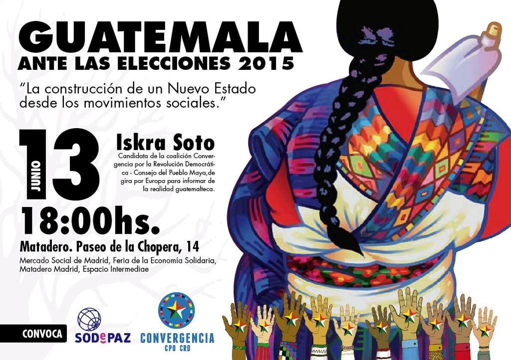 Este sábado en el Merado Social de Madrid