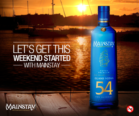 Longer nights = more fun with friends & #Mainstay! RT if you're on board! http://t.co/zxjZmHD1dd