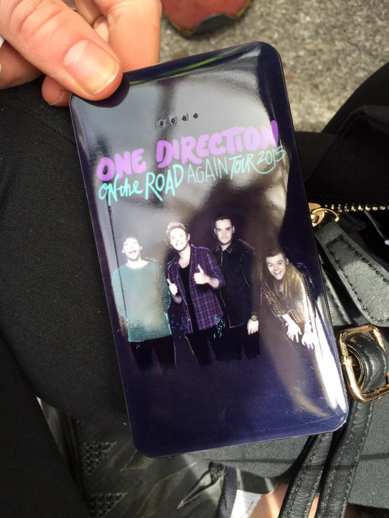 1dstreetteamnl On Twitter Vip Packages One Direction Portable