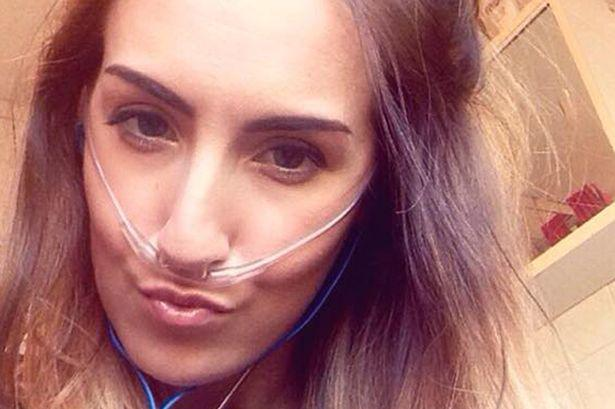 One of @xchan_92x's #bucketlist dreams is to raise £ for the @cftrust. Read her story&donate. http://t.co/gIIWZMsDo3 http://t.co/e3zQwJTYSY
