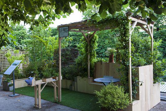 un balcon ou une terrasse v g taliser jardinsjardin c 39 est jusque dimanche paris. Black Bedroom Furniture Sets. Home Design Ideas