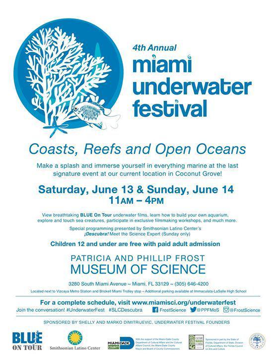 Under the sea Darling it's better Down where it's wetter Take it from me #UnderwaterFest http://t.co/wsrrxgWJDP http://t.co/TkasXs6rxf