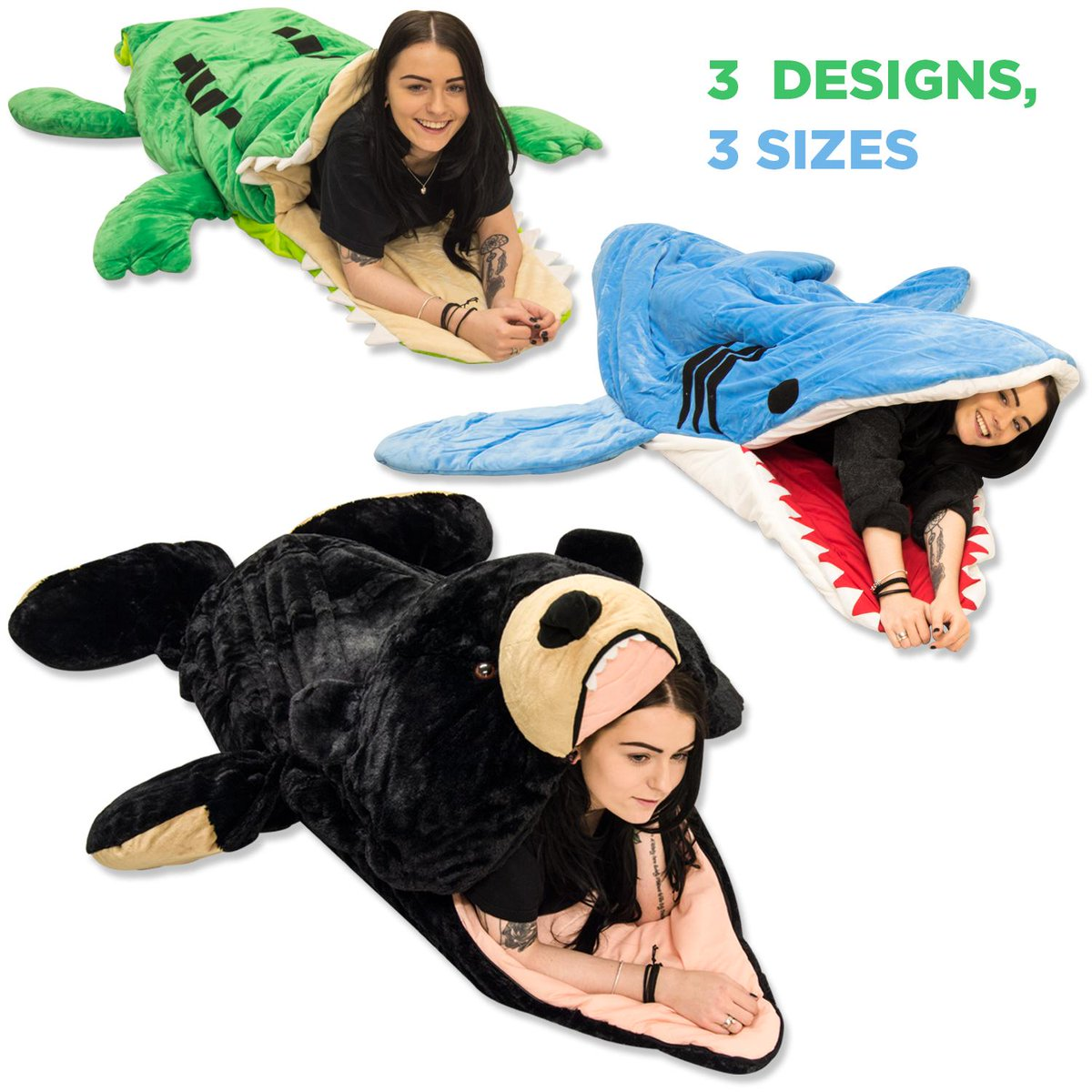 Andes Camping On Twitter Luxury Andes Animal Sleeping Bags
