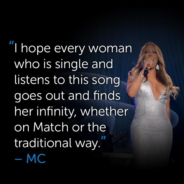 We love you @MariahCarey!! You deserve a love that lasts until #Infinity! http://t.co/qlyocpwL4z http://t.co/StccANcOV6