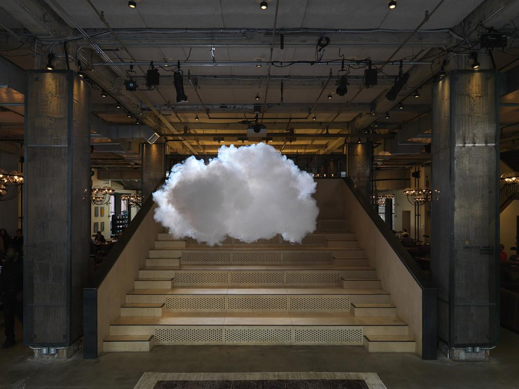 How This Artist Makes Perfect Clouds Indoors http://t.co/ARMxxUwDNb @slobig Photo: @berndnaut http://t.co/gF10k9KkcJ