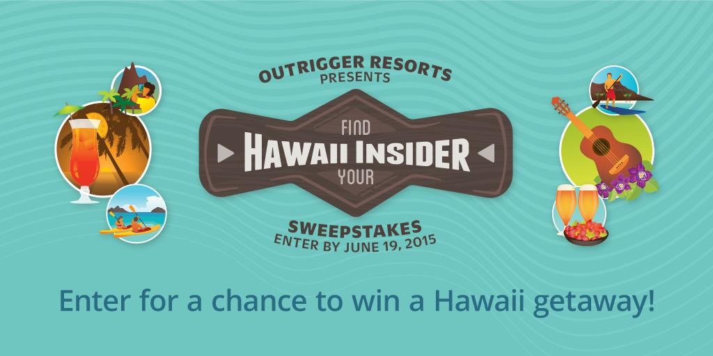 Win a $15K Hawaii trip including a @MasterCard Prepaid card at the Hawaii Insider Sweepstakes. http://t.co/wgPSHPXSM1 http://t.co/JAmtD3AjdD
