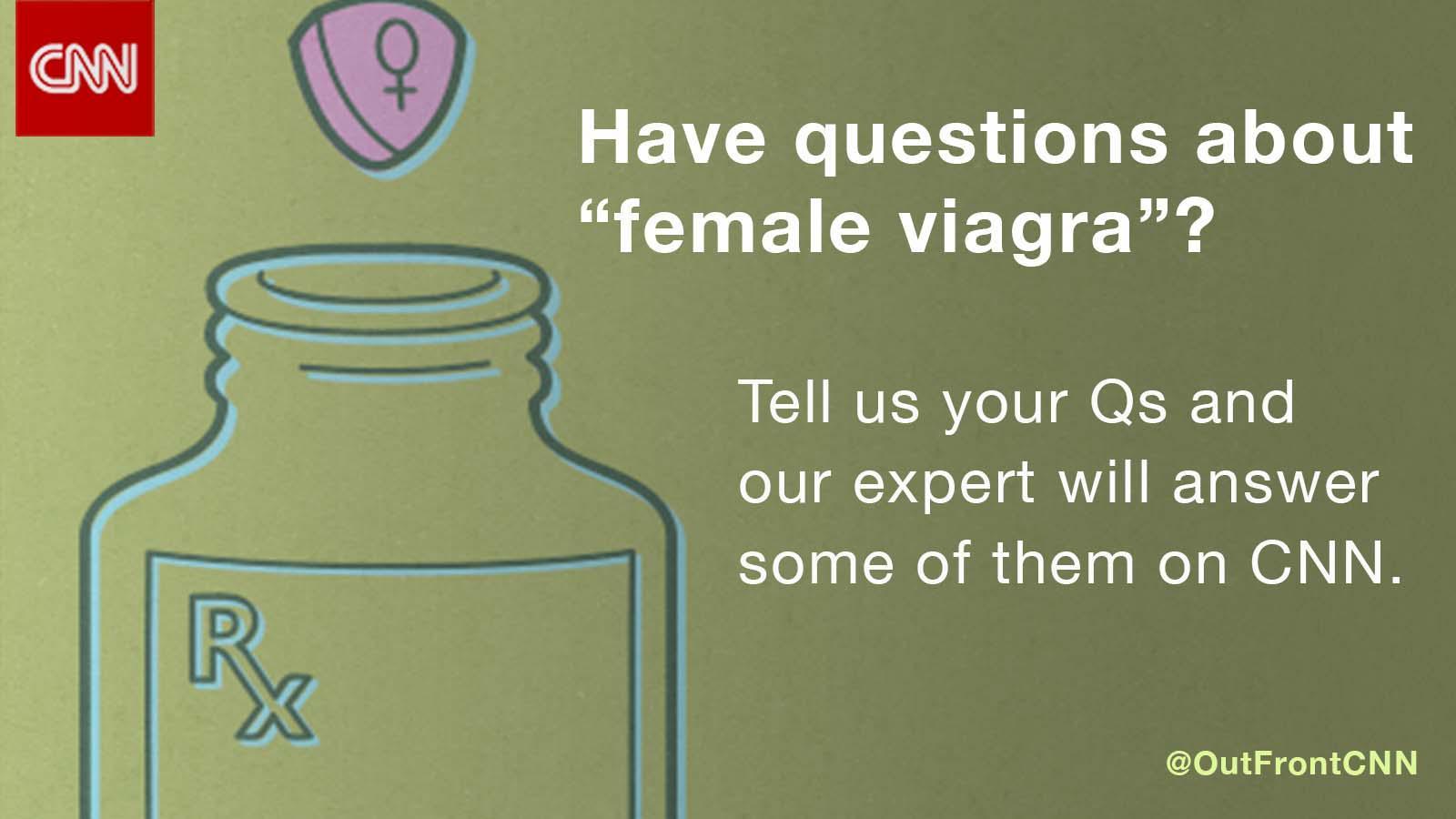 Female viagra how it works