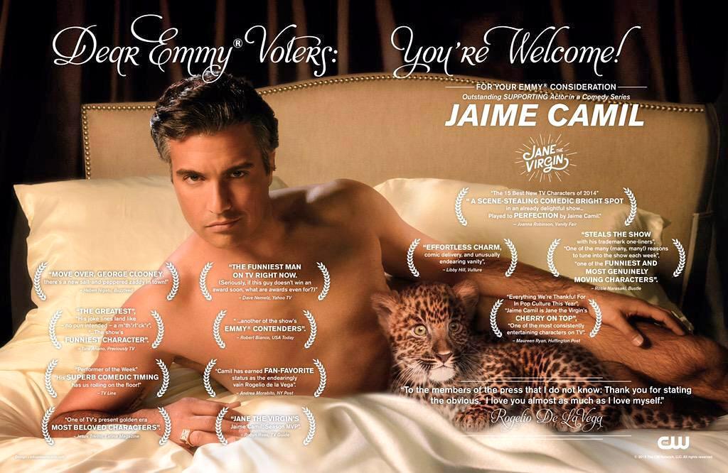 Jaime camil naked