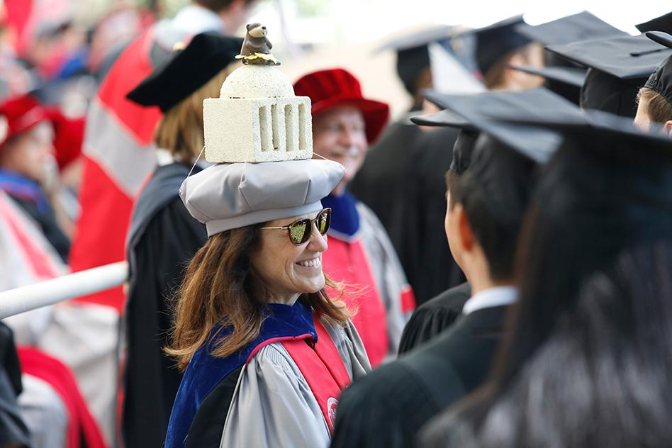 Thumbnail for MIT Mortarboards 2015