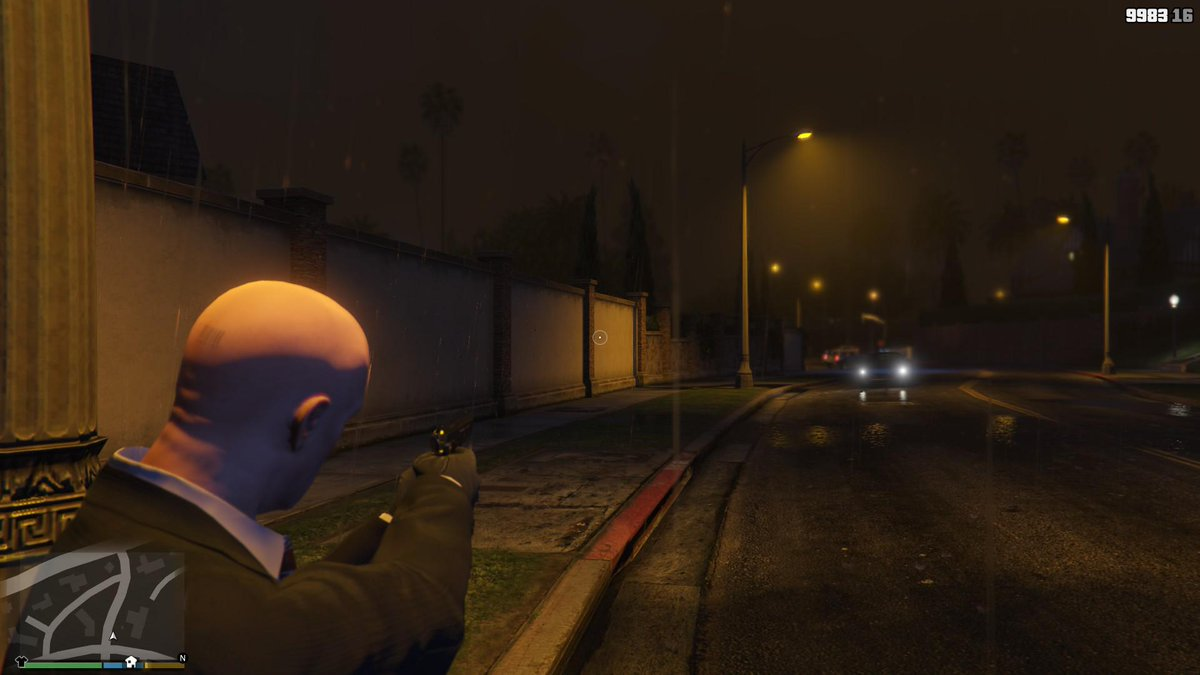 Typical Gamer On Twitter Hitman Agent 47 Livestream Coming Soon Look At This Screenshots He Has The Barcode On The Back Of His Head D Http T Co Rgpjzr0gon