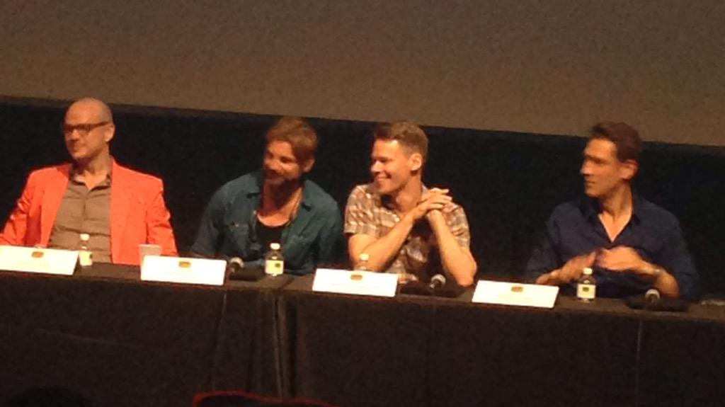 Think, Gale harold randy harrison naked similar situation