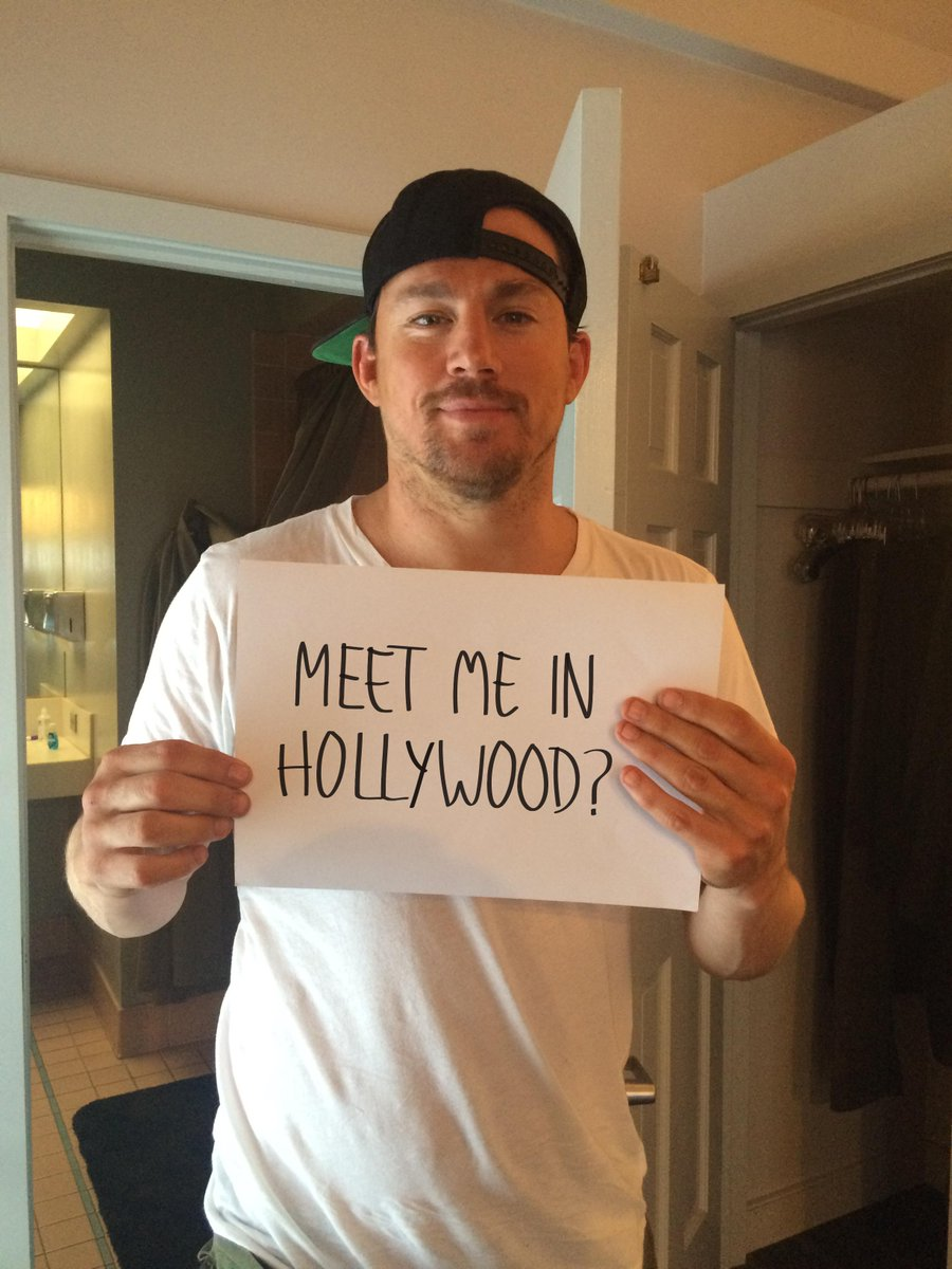 Channing tatum on twitter want to ride to the premiere of channing tatum on twitter want to ride to the premiere of magicmikexxl with me enter and support runafoundation httpt8rxraimxff m4hsunfo